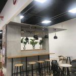 Thiết kế quán trà sữa Royaltea tại TPHCM