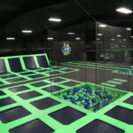 Facility – Air U Indoor Trampoline Park and Birthday Party Center in Shreveport, LA