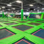 Open Jump Arena at Bravoz Entertainment Center